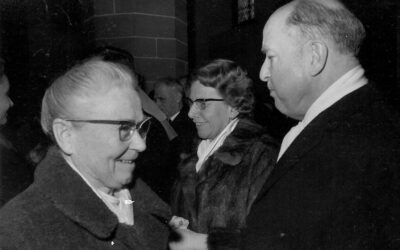 1939: Hilde Schoembs, Dr. med. (*29.01.1899 – †12.08.1984, Offenbach/ Main),