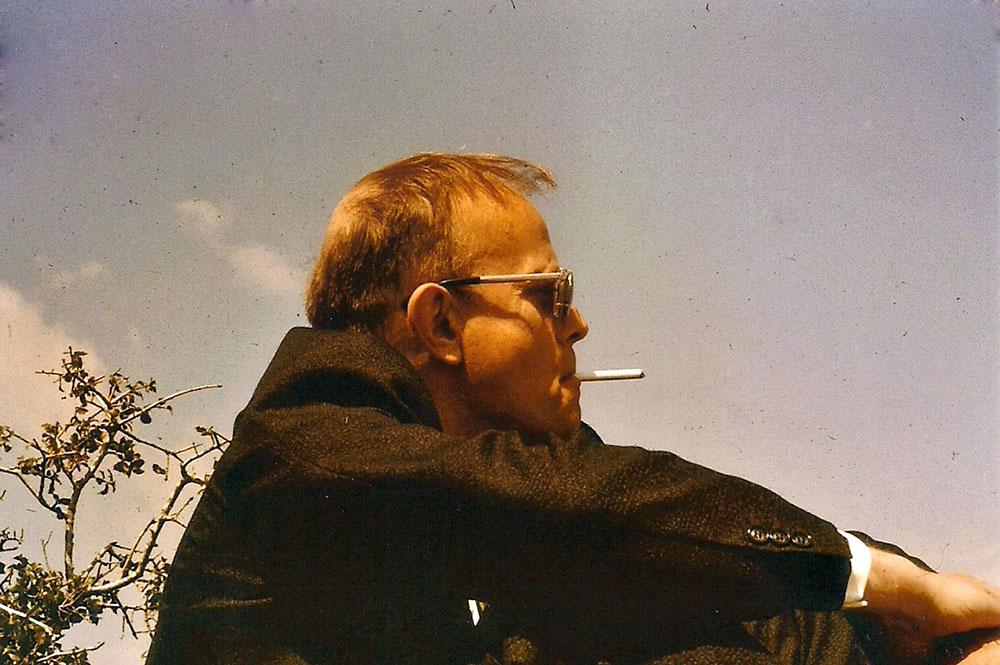 Albert Klein, ( *1914 – †1976 in Offenbach ).