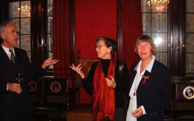 1973 Anna-Margarete Ritz(*26. Juni  1935) ,
